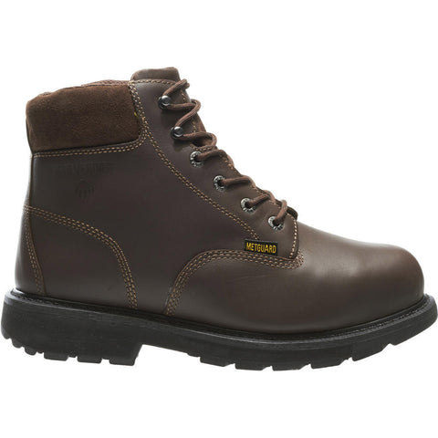"Wolverine Men's Cannonsburg Steel-Toe EH 6"" Work Boot"