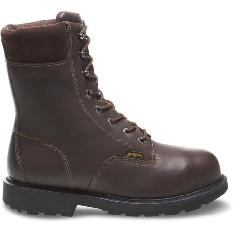 "Wolverine Men's Cannonsburg Steel-Toe EH 8"" Work Boot"