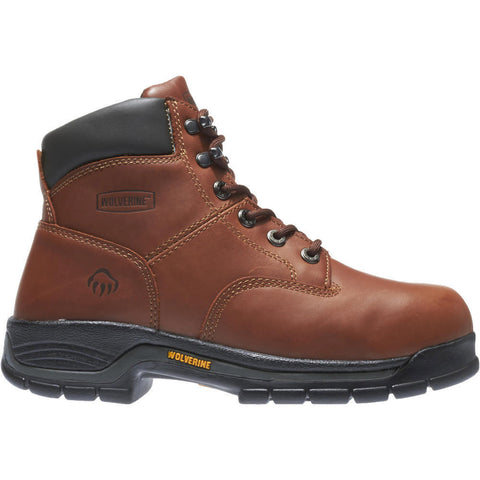 "Wolverine Men's Harrison Lace-Up 6"" Work Boot"