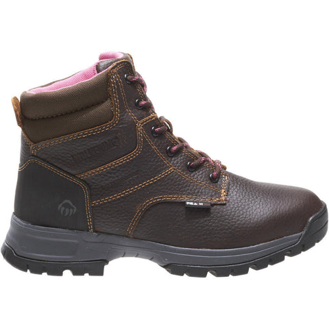 "Wolverine Women's Piper Waterproof 6"" Work Boot"