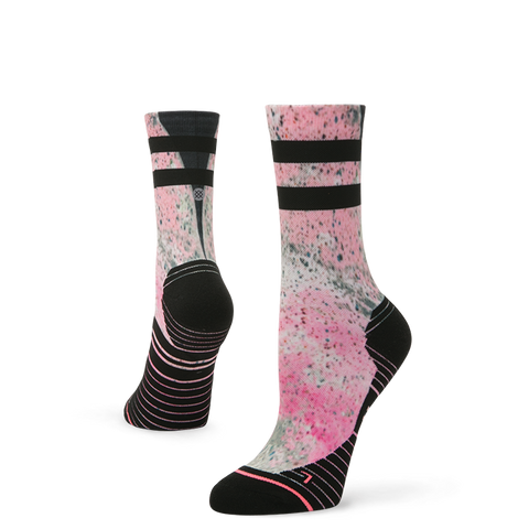 Stance Women's Recovery Crew, Pink
