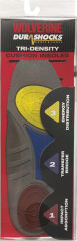 Wolverine Men's Wolverine Fusion® Insoles