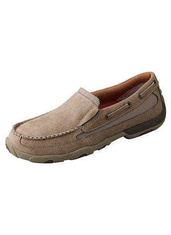 Twisted X Women's Slip-On Driving Moccasin Bomber