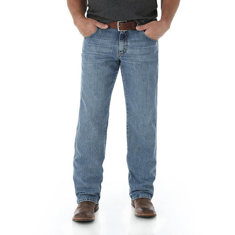 Wrangler Retro® Relaxed Fit Straight Leg Jean - Boulder