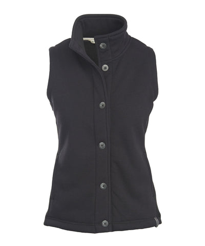 Woolrich Women's Alpine Wool Fleece Vest