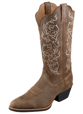 Twisted X Women's Western Boot Bomber/Bomber