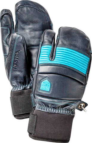 Hestra Men's Leather Fall Line 3-Finger Glove