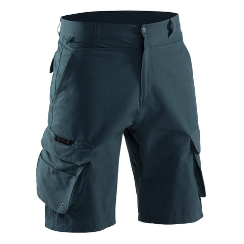 Grundens Men's Breakwater Short, Dark Slate