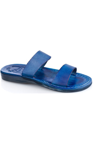 Jerusalame Sandals Women's Aviv, Blue