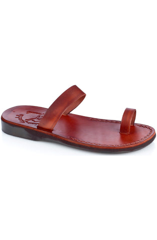 Jerusalem Sandals Women's Eden, Brown