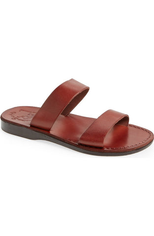 Jerusalame Sandals Women's Aviv, Brown