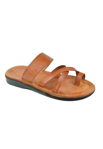 Jerusalame Sandals Women's The Good Shepherd, Honey