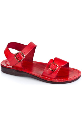 Jerusalame Sandals Women's The Original, Red