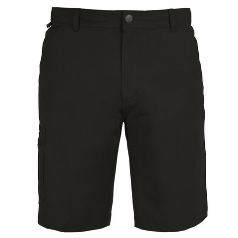 Grundens Men's Gaff Short, Black
