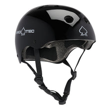 Load image into Gallery viewer, Pro-Tec Classic Helmet, Gloss Black