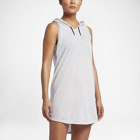 Hurley Women's Dri-Fit Duo Dress, Grey Heather