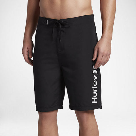 "Hurley Men's One And Only 2.0 21"" Boardshort, Black"