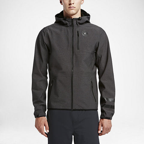 Hurley Men's Phantom 3 Layer Jacket