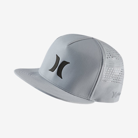 Hurley Men's Phantom Flyer Hat, Wolf Grey