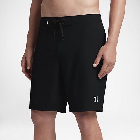 "Hurley Men's Phantom One And Only 20"" Boardshort, Black"