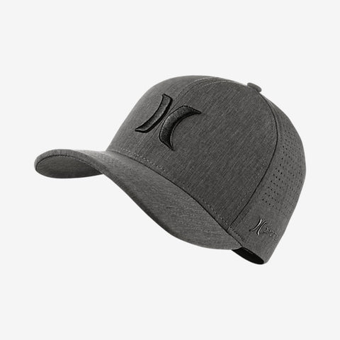 Hurley Men's Phantom Vapor 3.0 Hat, Black