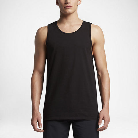 Hurley Men's Staple Tank, Black