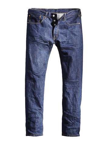 Levi's® Men's 501 Original Shrink-To-Fit Jeans, Rinse
