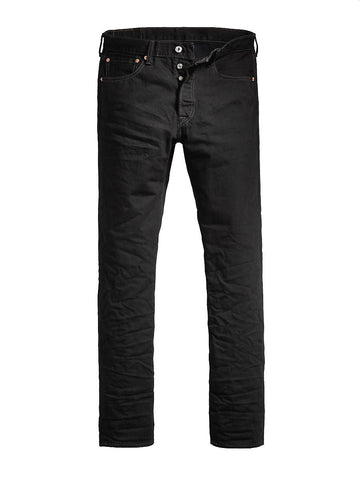 Levi's® Men's 501 Original Shrink-To-Fit Jeans, Black
