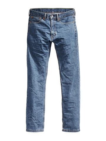 Levi's® Men's 505 Regular Fit Jeans, Med Stonewash