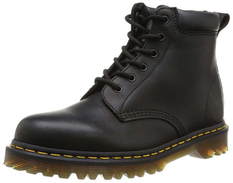 Dr. Martens Men's 939 Ben Boot Greasy 6 Eyelet Boot - Padded Collar Z Welt Ben Sole