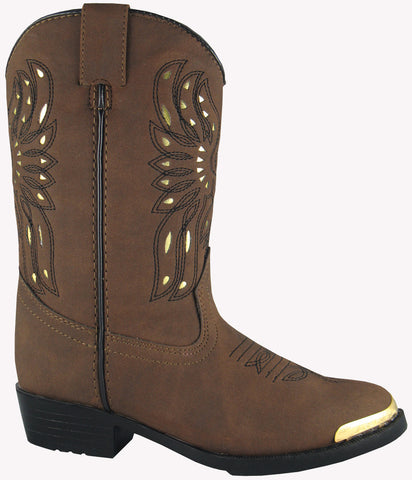 Smoky Mountain Toddler Phoenix Western Boot