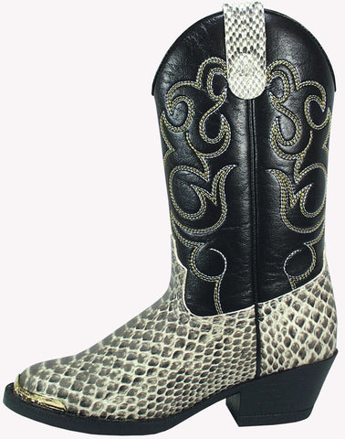 Smoky Mountain Youth Laramie Western Boot