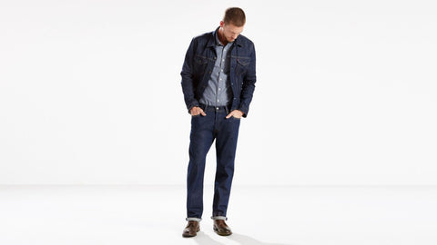 Levi's® Men's 501 Shrink-To-Fit Jeans (Big & Tall), The Rose