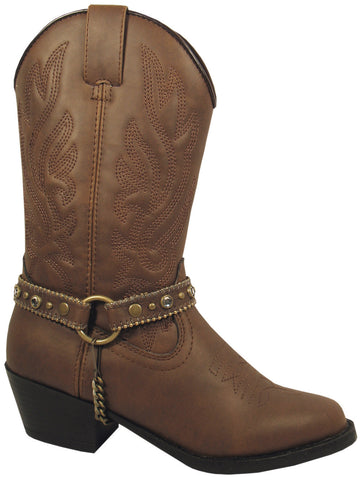 Smoky Mountain Children's Charleston Western Boot