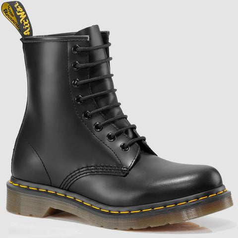 Dr. Martens Women's 1460 W Smooth 8 Eye Boot