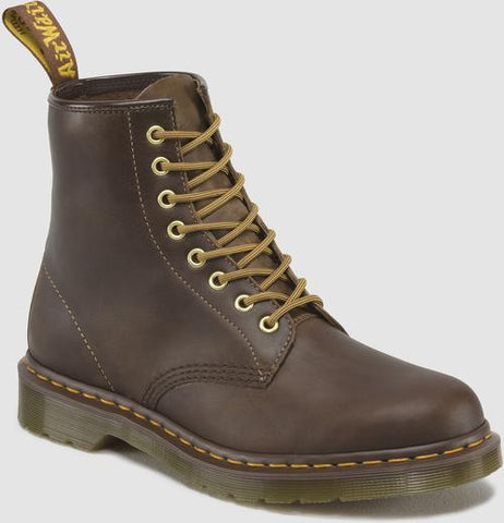 Dr. Martens Men's 1460 Crazy Horse 8 Eye Boot