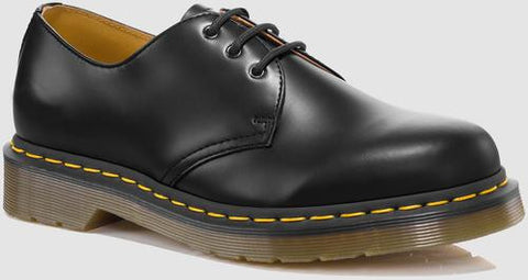 Dr. Martens Men's 1461 Smooth 3 Eye Shoe