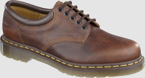 Dr. Martens Men's 8053 Harvest 5 Eye Padded Collar Shoe