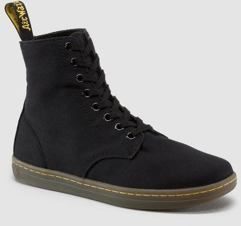 Dr. Martens Men's Alfie Canvas 8 Eye Boot