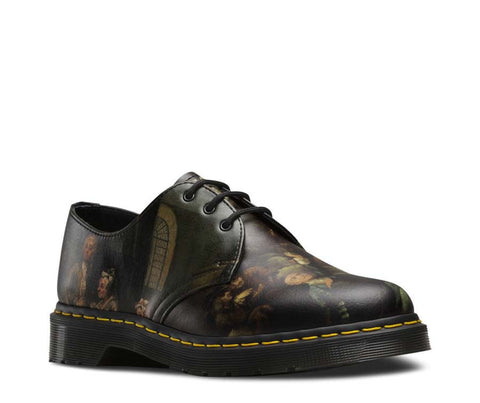 Dr. Martens Men's 1461 Hogarth Renaissance A 3 Eye Shoe