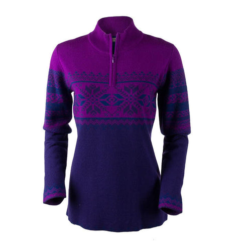 Obermeyer Women's Carla Knit 1/2 Zip
