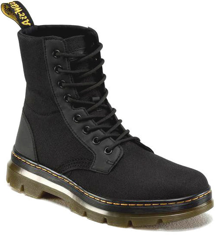 Dr. Martens Men's Combs Extra Tough Nylon+Rubbery Fold Down Boot