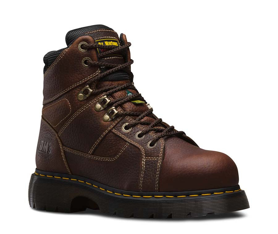 Dr. Martens Men's Ironbridge Rp Sd Industrial Trailblaz Pr Sd 5I 3Lp Bt