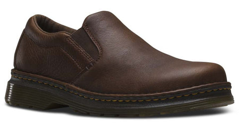 Dr. Martens Men's Boyle Grizzly Slip On Shoe