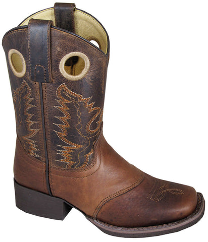 Smoky Mountain Children's Luke Leather Boot