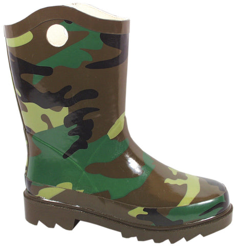 Smoky Mountain Children's Camo Boot