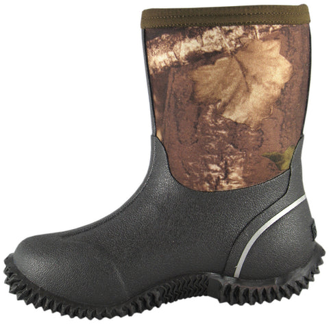 "Smoky Mountain Children's Camo Amphibian 8"" Boot"