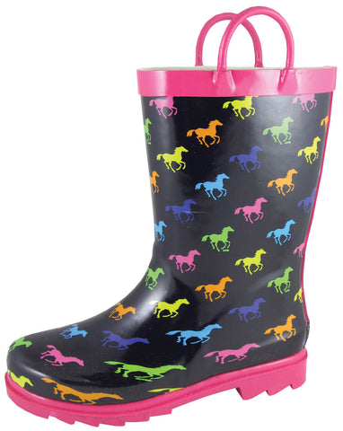 Smoky Mountain Toddler Ponies Boot