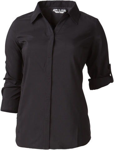 Royal Robbins Women's Expedition Stretch 3/4 Sleeve Shirt