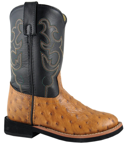 Smoky Mountain Children's Shawnee Leather Boot